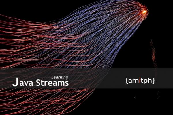 Java Streams at https://www.amitph.com/